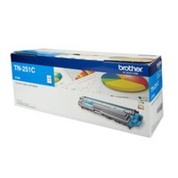 Brother TN-251C ,Cyan Toner Cartridge (1,400 Pages)