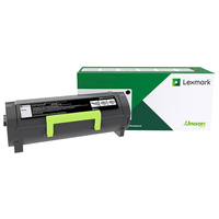 Lexmark 50F3000, 03 Return Program Toner Cartridge Page Yield:1500, Supported Models:MS310d, MS310dn, MS410dn, MS510dn, MS610dn, MS610de