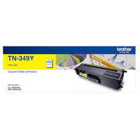 Brother TN-349Y, Yellow Toner 6000 Page, Suit HL-L9200CDW