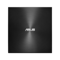 Asus SDRW-08U7M-U/BLK/G/AS/P2G, EXTERNAL SLIM DVD BURNER. 8X DVD WRITING SPEED M-DISC READ AND WRITE USB 2.0 INTERFACE, 1 Year