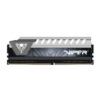 Patriot PVE44G266C6GY, VIPER ELITE Grey 4GB (1X4GB) DDR4 2666MHz CL16 -1.2V