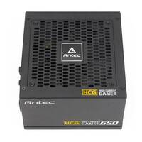 Antec HCG650 GOLD, 650w 80+ Gold Fully Modular PSU, 120mm FDB Fan, 100% Japanese Caps, DC to DC, Compact Design
