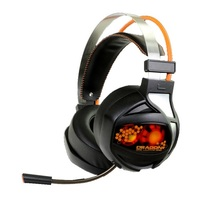 Dragonwar G-HS-011, RIDER 7.1 Sound effect USB  Gaming Headset, Groove Lighting