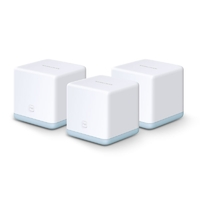 Mercusys Halo S12(3-pack), AC1200 Whole Home Mesh Wi-Fi System
