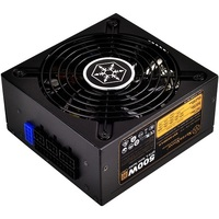 Silverstone SST-SX500-LG V2.1, SX500, 500W 80 Plus Gold, SFX-L, Fully Modular, 120mm Fan, MTBF 100,000 Hrs