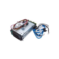 "Intel A2UREARHSDK2, Intel Rear Hot-Swap Drive Cage, Upgrade Kit, 2U Rack-mountable - 2 x HDD Supported - 2 x 2.5"" Bay"
