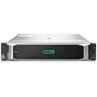 Hewlett Packard Enterprise ProLiant DL180 Gen10 server Intel Xeon Silver 2.1 GHz 16 GB DDR4-SDRAM 52 TB Rack (2U) 500 W