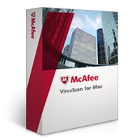 McAfee 1YR Gold Technical Support - VirusScan for MAC
